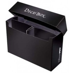 UP - Deck Box Solid - Oversized - Black