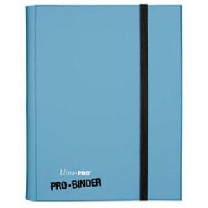 UP - Pro-Binder - 9-Pocket Portfolio - Light Blue