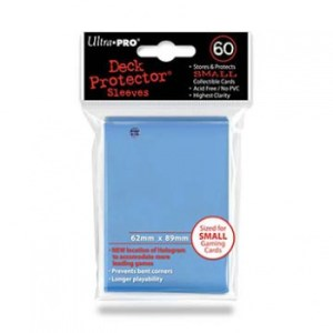UP - Small Sleeves - Light Blue (60 Sleeves)