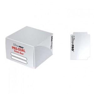 UP - Deck Box - Pro Dual - White