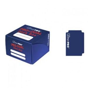 UP - Deck Box - Pro Dual - Blue