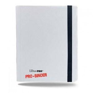 UP - Pro-Binder - 4-Pocket Portfolio - White