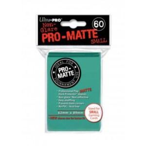 UP - Small Sleeves - Pro-Matte - Aqua (60 Sleeves)