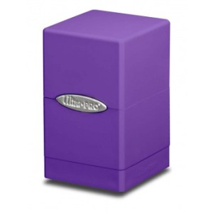 UP - Deck Box - Satin Tower - Purple
