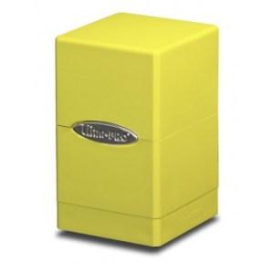 UP - Deck Box - Satin Tower - Bright Yellow