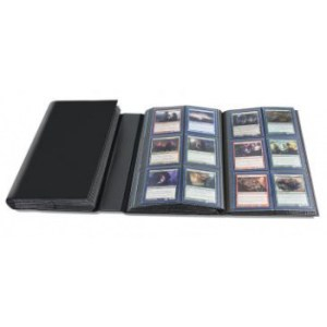 UP - 4-UP Playset PRO Binder - Black