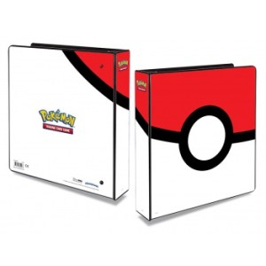 UP - 2Album - Pokemon - Pokeball