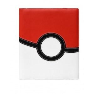 UP - 9-Pocket PRO-Binder EX - Pokemon - Pokeball