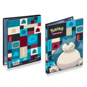 UP - 4-Pocket Portfolio - Pokemon: Snorlax
