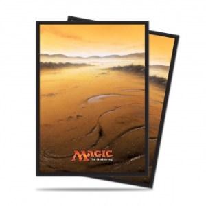 UP - Sleeves Standard - Magic: The Gathering - Mana 5 Plains (80 Sleeves)