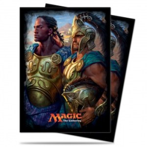 UP - Sleeves Standard - Magic: The Gathering - Commander 2016 v3 (120 Sleeves)