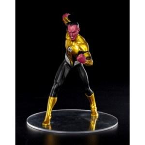 DC Comics The New 52 ARTFX+ Serie SINESTRO 1/10 Scale Statue (Model Kit) 18cm