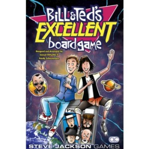 Bill & Teds Excellent Boardgame
