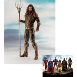 Justice League The Movie - AQUAMAN 1/10 Scale ARTFX+ Statue 19cm