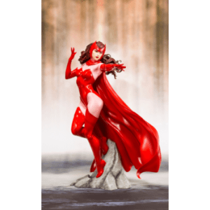 Marvel Universe Marvel Comics Avengers Series Scarlet Witch ARTFX+ 1/10 PVC Statue 21cm