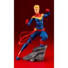 Marvel Universe - Marvel Comics Avengers Series Captain Marvel ARTFX+ 1/10 PVC Statue 17cm