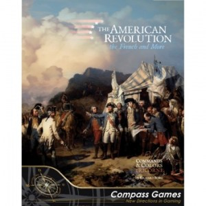 Commands & Colors: Tricorne Expansion ? The American Revolution War Expansion Kit 1 ? The French & More!