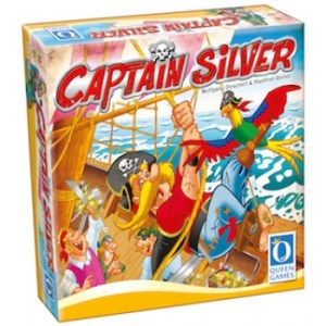Captain Silver - EN/D
