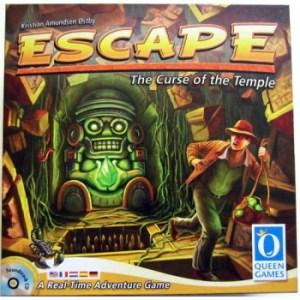 Escape: The Curse of the Temple - EN/DE/FR/NL/ES