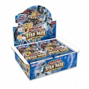 YGO - Star Pack Vrains - Booster Display (50 Packs)