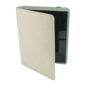 4-Pocket Premium Album - White