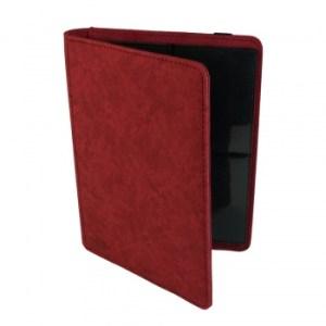 4-Pocket Premium Album - Red