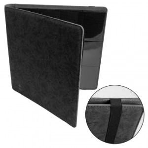 12-Pocket Premium Album - Black
