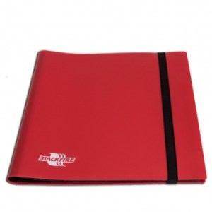 Flexible Album - Playset-Size - Red