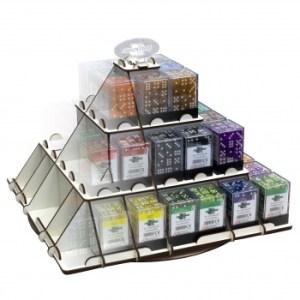 - Sales Display - Dice Cubes