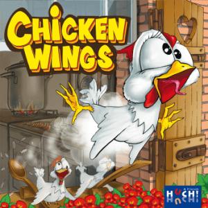 Chicken Wings - DE/EN/FR/NL/ES/IT