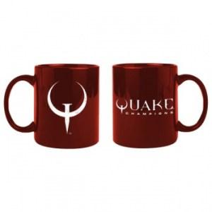 Quake Champions - Mug Logo