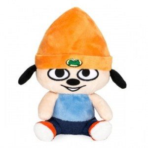 Parappa the Rapper - Stubbin Plush Classic Parappa (20cm)