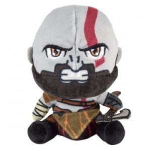 God Of War Plush - Kratos Stubbins 20cm