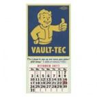 Fallout Poster Vault-Tec Calendar