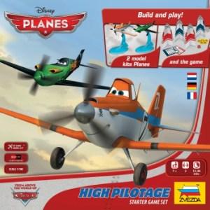 Planes: High Pilotage - EN/DE/FR/NL
