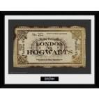 GBeye Collector Print - Harry Potter Ticket 30x40cm