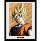 GBeye Collector Print - Dragon Ball Z Goku 30x40cm