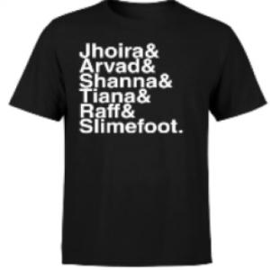 Magic The Gathering Weatherlight Crew Mens T-Shirt - Black - XXL