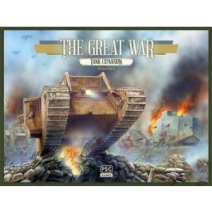 Commands and Colours The Great War: Tank Expansion