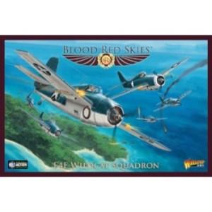 Blood Red Skies - US F4F Wildcat Squadron