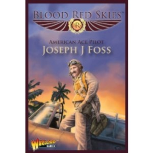 Blood Red Skies - Wildcat Ace - Joseph J Foss