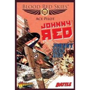 Blood Red Skies - Johnny Red Ace
