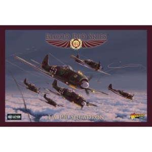 Blood Red Skies - FW 190 Squadron