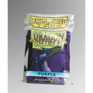 Dragon Shield Standard Sleeves - Purple (50 Sleeves)