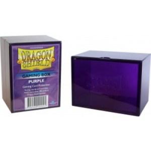 Dragon Shield Gaming Box - Purple