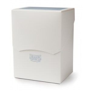 Dragon Shield Deck Shell - White