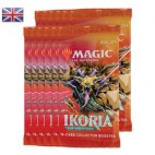 MTG - Ikoria: Lair of Behemoths Collector Booster Display (12 Packs)