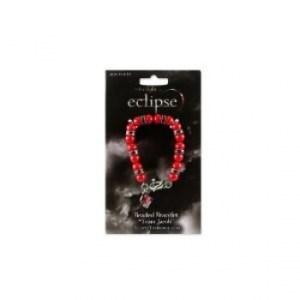 Twilight Eclipse - Beaded Bracelet - Team Jacob