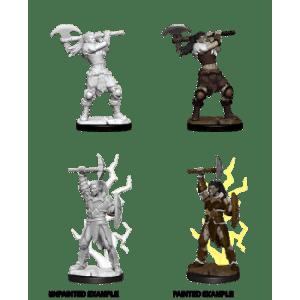 D&D Nolzurs Marvelous Miniatures - Female Goliath Barbarian (6 Units)