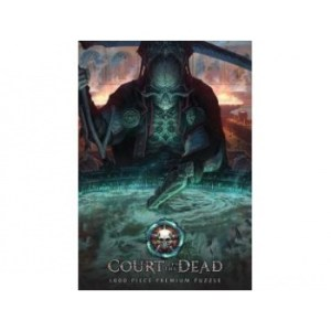Court of the Dead The Dark Shepherds Reflection Puzzle 1000 pc